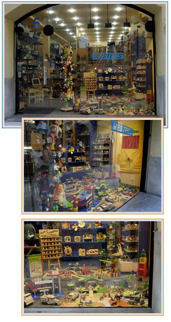 Tienda de juguetesdemadera