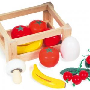 Caja de fruta de madera para jugar-0