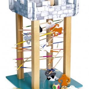 Juego de mesa para niños la torre de fantasma-0
