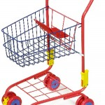 Carrito para niños de supermercado-0