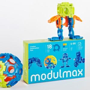 Modulmax de 18 Piezas de 3 colores-0