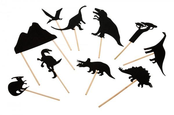 Juego de sombras de los Dinosaurios-7051