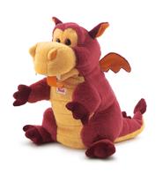 Marioneta de Mano Dragón-0