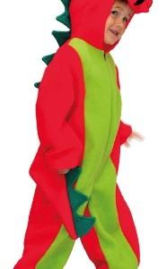 Disfraz de Dragón para Niños/Niñas de 4 años-0