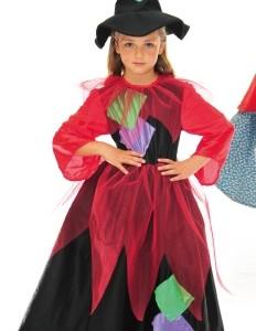 Disfraz de Bruja Pirula 6-7 Años-0