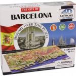 Puzzle 4D Barcelona-0