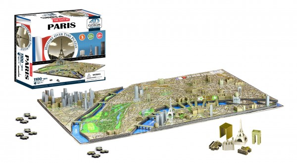 Puzzle 4D Paris-8594