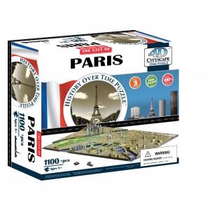 Puzzle 4D Paris-0