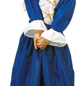 Disfraz de Doncella Azul 6-7 Años-0