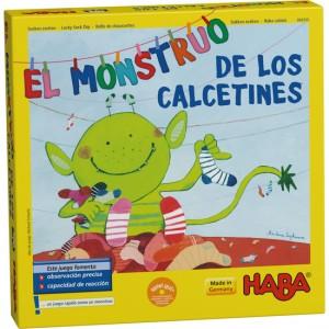El Monstruo de los Calcetines-0
