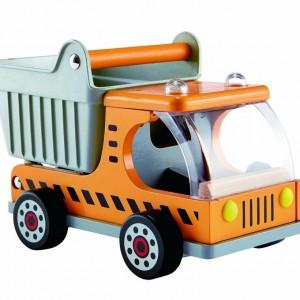 Camión Volquete-0