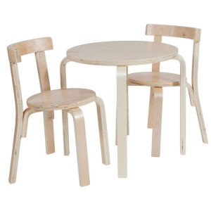 Mesa y sillas para niños-0