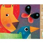Puzzle Gigante Desfile de Animales 36 Piezas-0