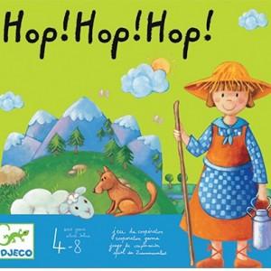 Hop! Hop! Hop! Juego de Cooperación-0