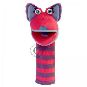 Kitty - Marionetas de punto-0