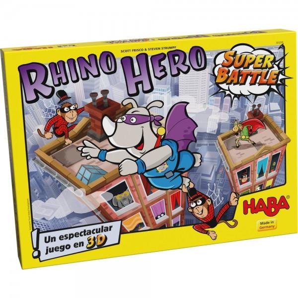 Rhino Hero – Super Battle-0