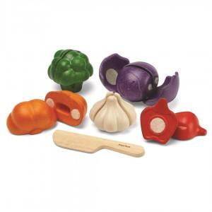5 Colors Veggie set-0