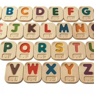 Braile Alphabet-0