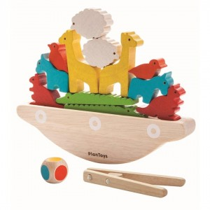 Balancing Boat-0