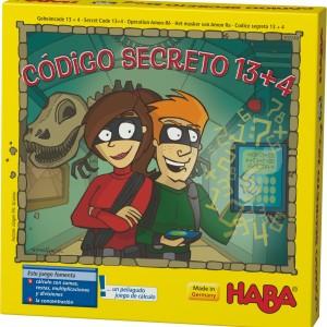 Código secreto 13 + 4-0