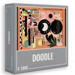 Puzzle Doodle de 1000 Piezas