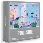 Puzzle Poolside de 1000 Piezas