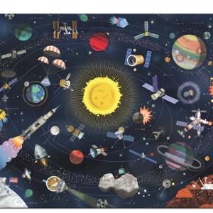 Puzzle de Observación 200 Piezas L'espace-0