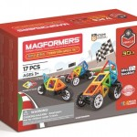 Magformers 17 Pcs Vehiculo -0